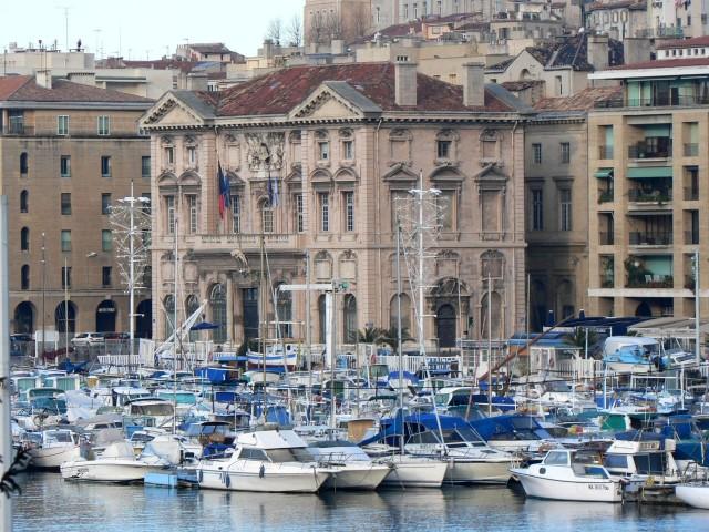 Мерия Марселя (La Mairie de Marseille)