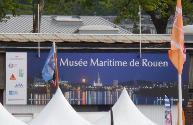 Морской, речной и портовый музей (Musée maritime fluvial et portuaire)