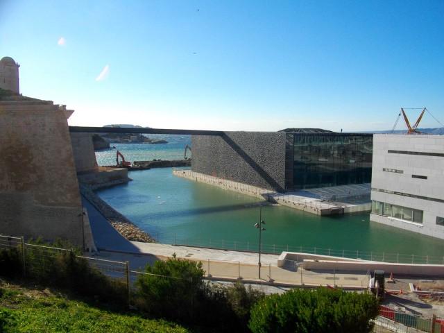Музей Средиземноморья и европейских цивилизаций (Musée des civilisations de l'Europe et de la Méditerranée (MuCEM))