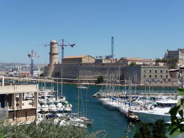 Старый Порт (Vieux-Port)