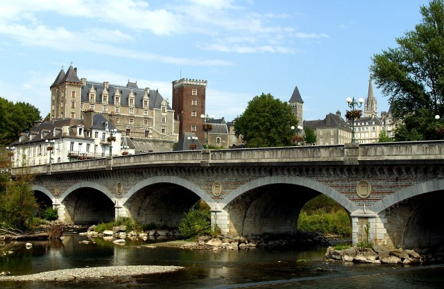 Замок По (Château de Pau)