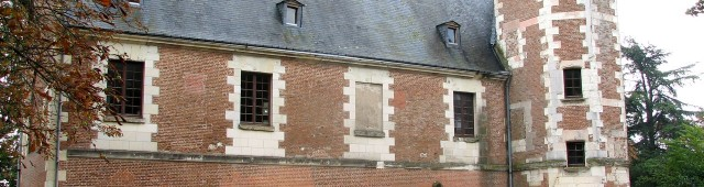 Замок Плесси-ле-Тур (Château de Plessis-lèz-Tours)