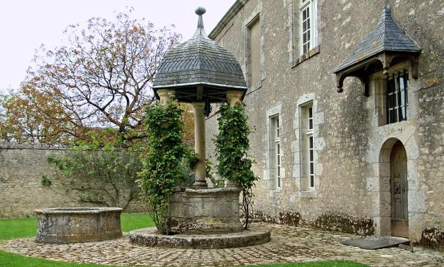 Замок Тальси (Château de Talcy)