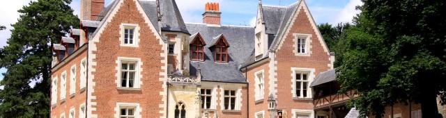 Замок Кло-Люсе (Château du Clos Lucé)