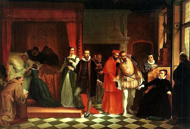 Смерть Франциска II