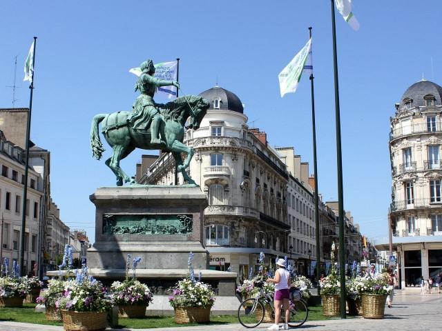 Площадь Мартруа (Place du Martroi)