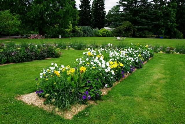 Ботанический сад - Parc Floral