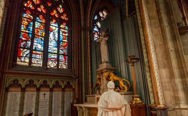 Кафедральный Собор Святого Креста (Cathédrale Sainte-Croix d'Orléans)