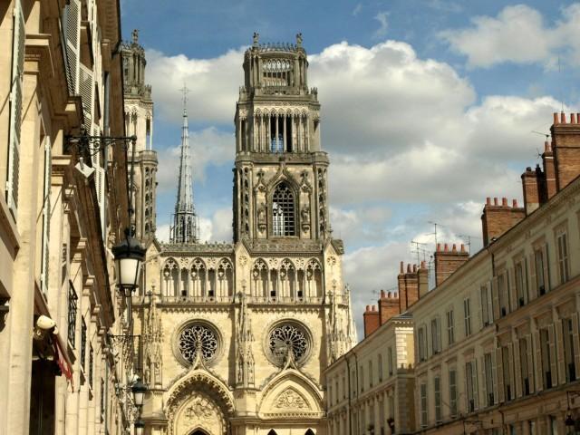 Собор Святого Креста (Cathédrale Sainte-Croix d'Orléans)