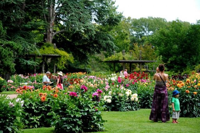 Парк Флораль де ла Сурс (Parc floral de La Source)