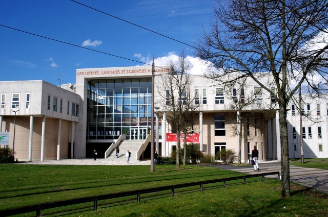 Университет Орлеана (Université d'Orléans)