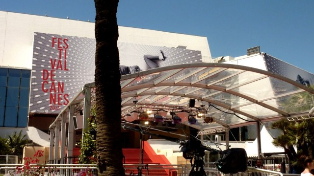 Дворце фестивалей и конференций (Palais des festivals et des congrès)