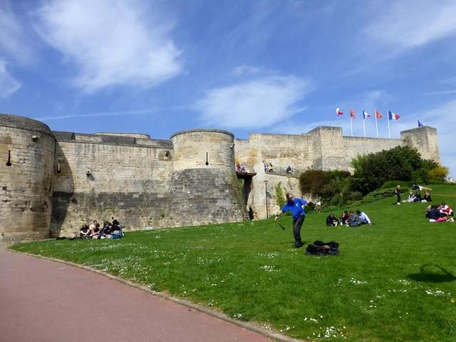 Канский замок (Château de Caen)