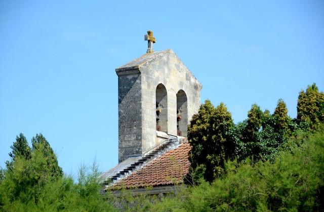 Капелла Каролингов Жерминьи-де-Пре (Oratoire carolingien de Germigny-des-Prés),