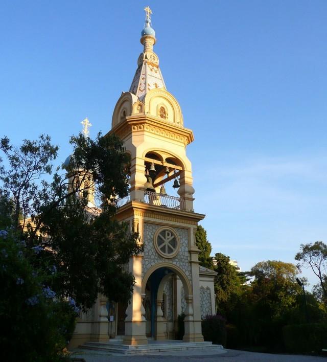 Архангело-Михайловская церковь (Église Saint-Michel-Archange)