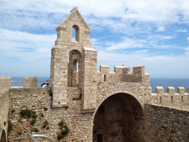 Стены аббатства