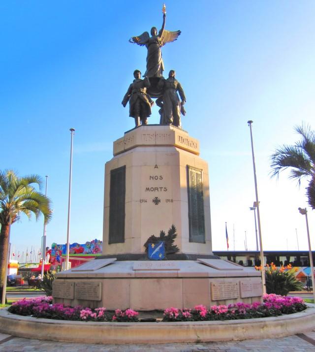 Памятник павшим в мировых войнах