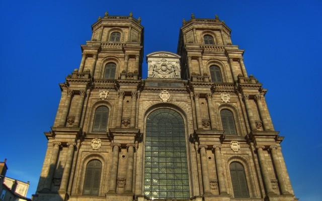 Кафедральный собор Ренна