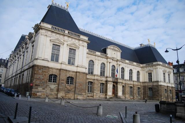 Дворец парламента Бретани