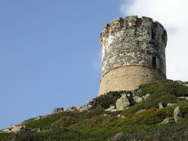 Генуэзская башня (Tour génoise)