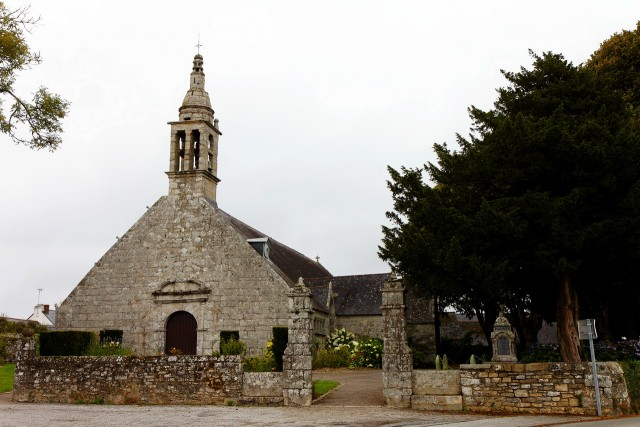 Церковь Сент-Алор-Эргю-Армель (Église Saint-Alor d'Ergué-Armel)