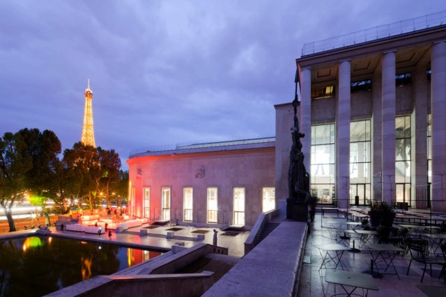 Музей современного искусства (Musée d'art moderne)