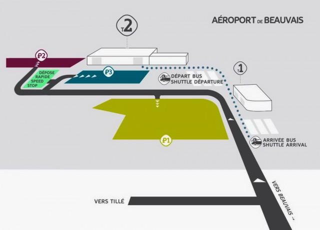 План аэропорта