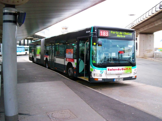 Автобус № 183