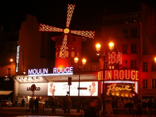 Мулен Руж (Moulin Rouge)