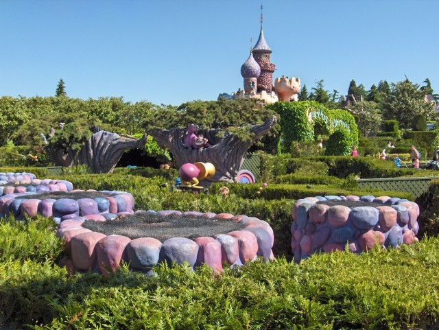 Диснейленд (Disneyland Resort Paris)