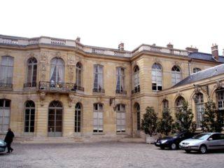 Дворец Матиньон – резиденция премьер-министра
