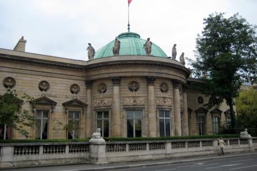 Дворец Почётного легиона (Palais de la Légion d'honneur)