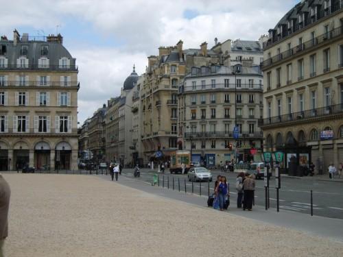 Улица Риволи (Rue de Rivoli)