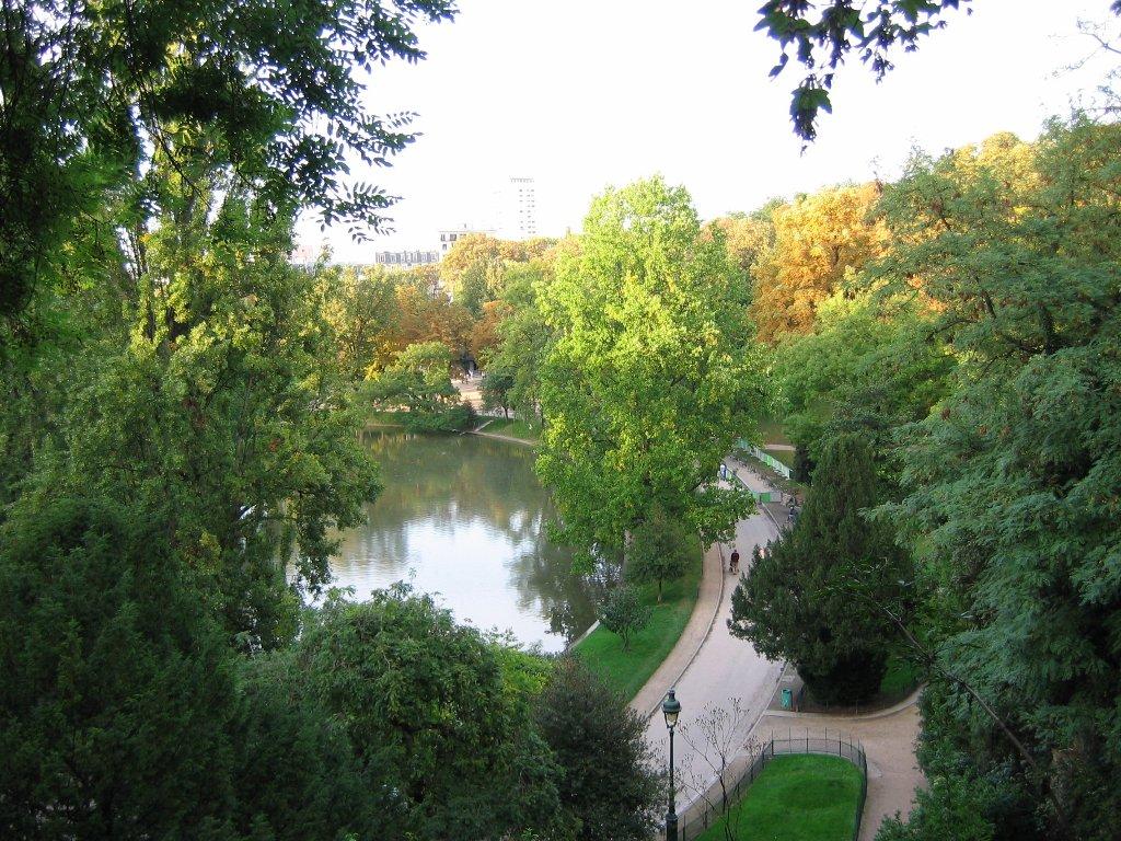 Парк Бют-Шомон