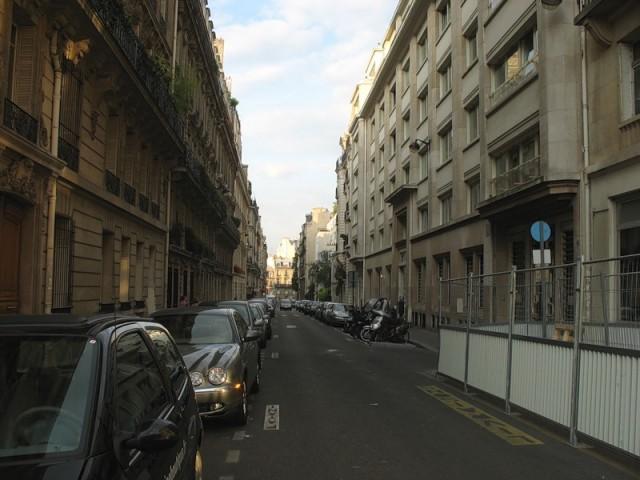 Улица Дарю