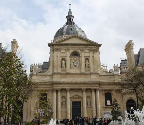 Капелла Сорбонны (Chapelle de la Sorbonne)