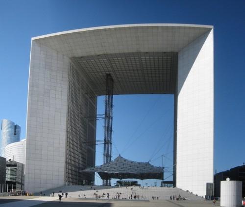 Квартал Дефанс или Ла-Дефанс (фр. La Défense)