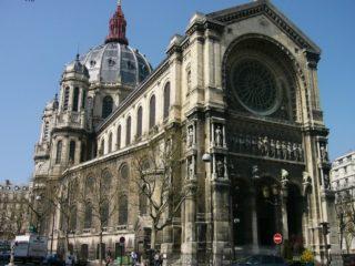 Церковь Святого Августина, Сент-Огюстен