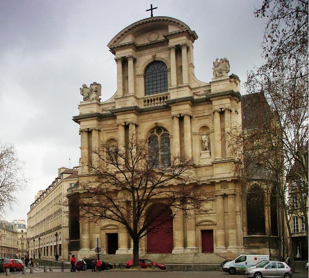 Церковь Святых Гервасия и Протасия, Сен-Жерве