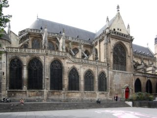 Церковь Сен-Мерри