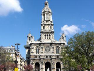 Церковь Святой Троицы, Сент-Трините
