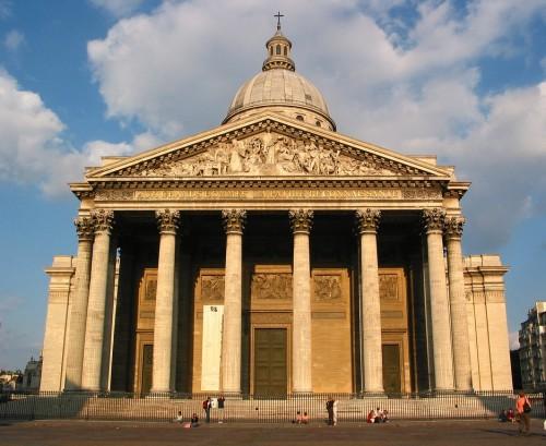 Пантеон (Panthéon)