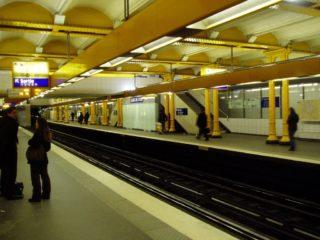 Билеты на метро в Париже