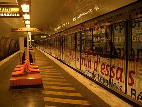 Парижский метрополитен (Métro de Paris)