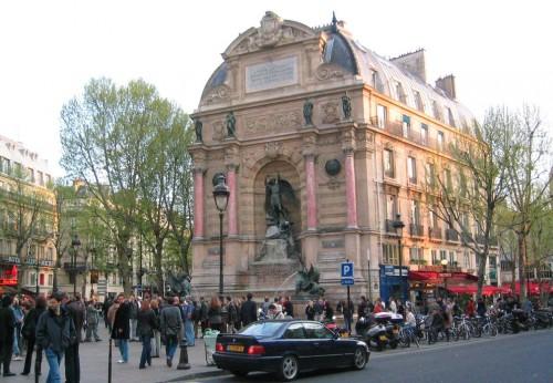 Латинский квартал (Quartier latin)