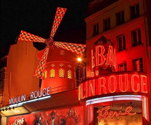 «Мулен Руж»(Moulin Rouge)