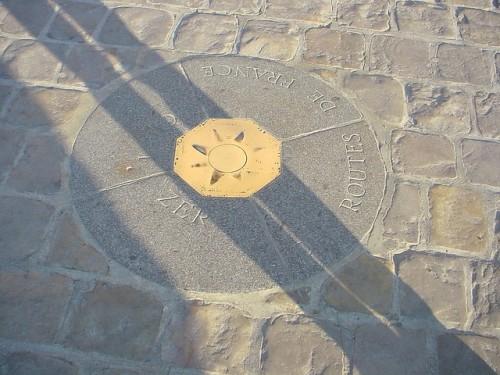 Нулевой километр (Point zéro)