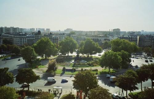 Площадь Нации (Place de la Nation)