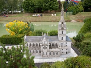 """Парк """"Франция в миниатюре"""""""