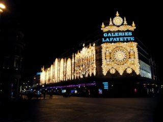 Гранд-магазины Парижа: Galeries Lafayette, Le Bon Marche, Printemps